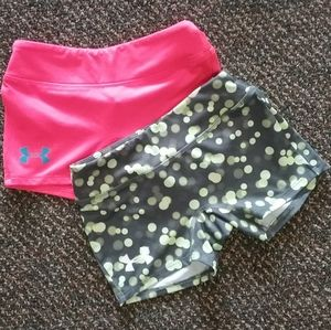 Under Armour shorts youth small